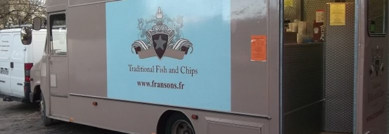 Fish & Chips | Dordogne | Fransons Fish & Chips