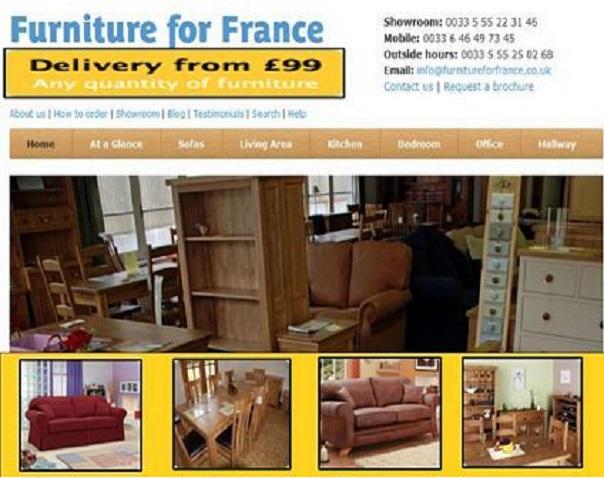 the grapevine directory furniture shop dordogne furniture for france. Black Bedroom Furniture Sets. Home Design Ideas