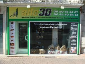 Allo3D - Pest Control - Dordogne